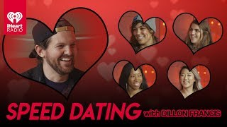 Dillon Francis Speed Dates With Lucky Fans! | Speed Dating