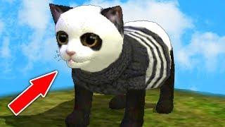 СИМУЛЯТОР Маленького КОТЕНКА #3 игра про котиков как мультик веселое видео для детей