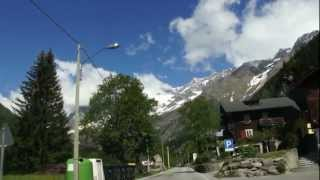 Gambar cover Way to Monte Rosa - ITALY