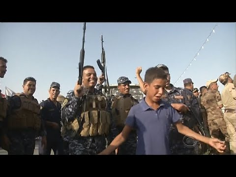 Iraq's prime minister declares victory over ISIS in Mosul