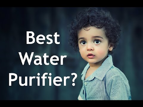 Best Water Purifiers in India 2016