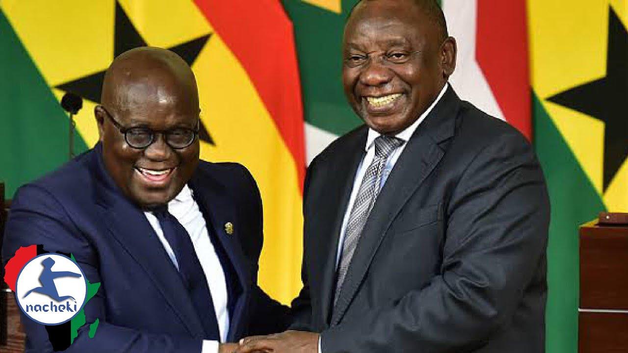 Top 10 Best Performing African Presidents