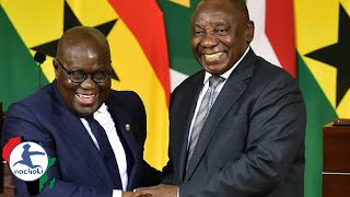 Top 10 Best Performing African Presidents in 2018
