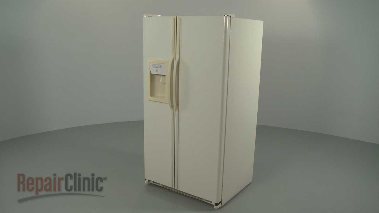 Ge Refrigerator Disassembly Refrigerator Repair Help Repair Clinic