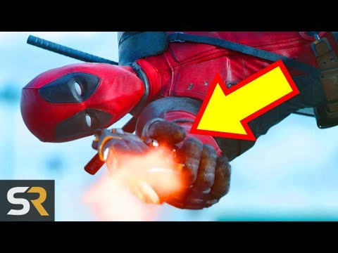 5 Deadpool Superpowers The Movies Don't Explain