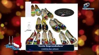 Conociendo la historia de Carolina Arias en Gente Emprendedora