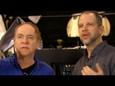 Making MACBETH with directors Aaron Posner and Teller