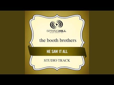 He Saw It All (Studio Tracks w/o Background Vocals)