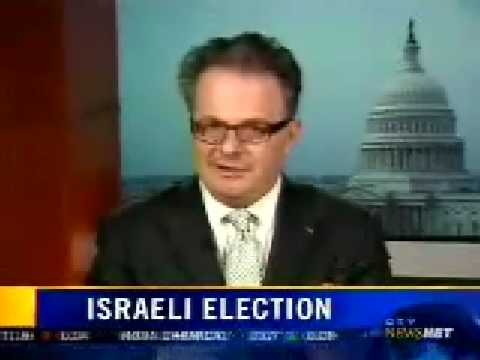 Hudson CEO, Kenneth Weinstein, on the Israeli Elections for CTV