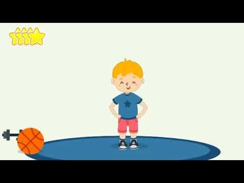 تمارين صباحية للاطفال Youtube