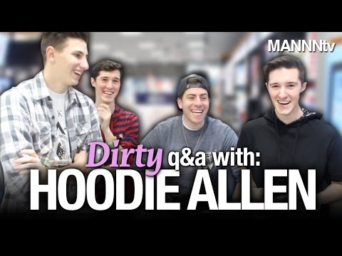DIRTY Q&A WITH HOODIE ALLEN