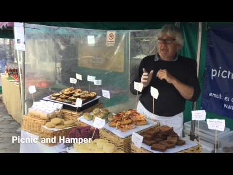 British Food Fortnight 2015 at Chichester Farmers' Market