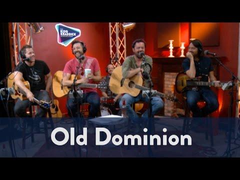 Old Dominion Part 2/2 I Kidd Kraddick Morning Show