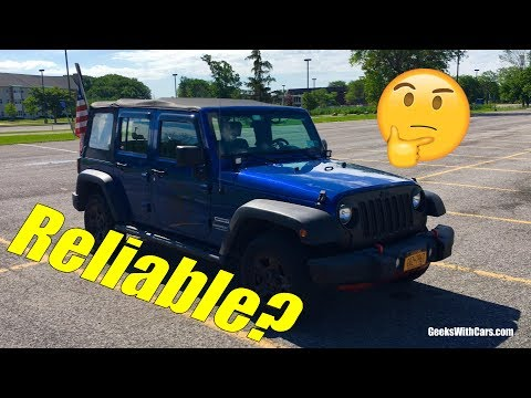 Jeep Wrangler Reliability >> Is The Jeep Wrangler Reliable Jeep Wrangler Horror Story