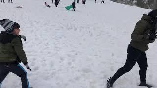 2 Aladağ Kardan Adam Şenliği Adana Aladağ Meydan Yaylası Mavriyan Mevkii