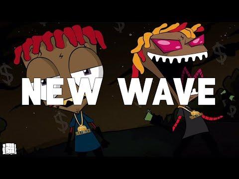 "(FREE) Famous Dex Type Beat X Rich the Kid Type Beat ""New Wave"" | Bricks On Da Beat"