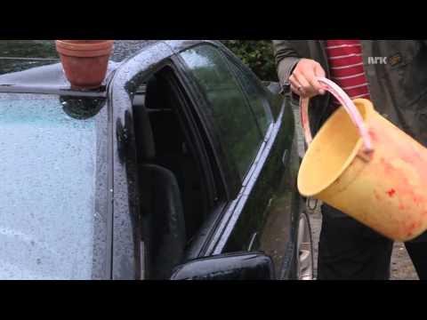 Ikke gjør dette hjemme (sesong 2) - Smelter vekk biltaket med termitt