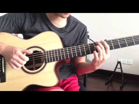 How To Play: Sprint by Sungha Jung (Part 2)