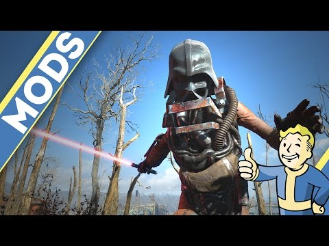 Star Wars in Fallout 4! - Top 5 Fallout 4 Mods of the Week