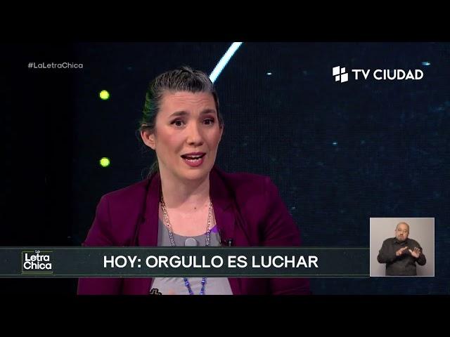 La Letra Chica | Orgullo es luchar