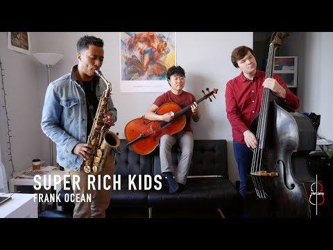 SUPER RICH KIDS | Frank Ocean || JHMJams Cover No. 147