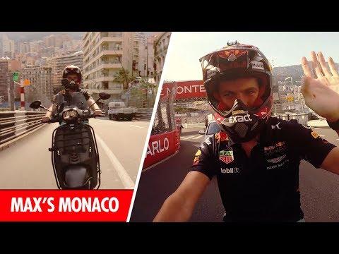 «Ред Булл» на Гран-при Монако Формулы-1