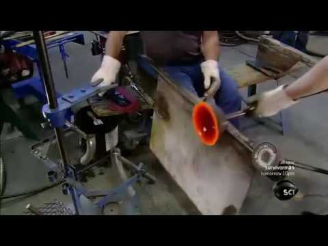 How Its Made Pressed Glass