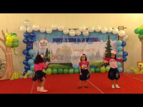 Tari Jangan Ngambek TK OASIS Kids Semarang