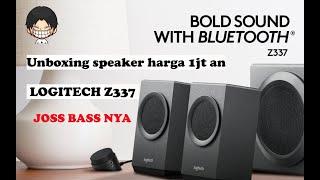 Review Speaker 1jt an LOGITECH Z337