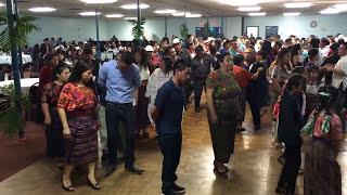 "Jacaltenango""Interpretacion de la Marimba Princesa Maya""Fiesta Titular de Santa Eulalia en L.A.CA."