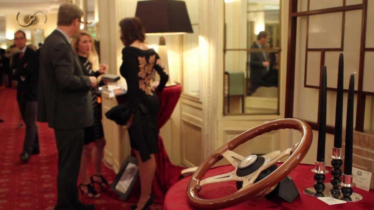 Soirée annuelle 2011 du réseau OPUS IN FIDE à l'Auto