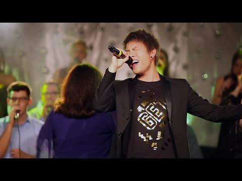 Dance With My Father (live) - Jay Oh (Das Supertalent) ft. HeartChoir