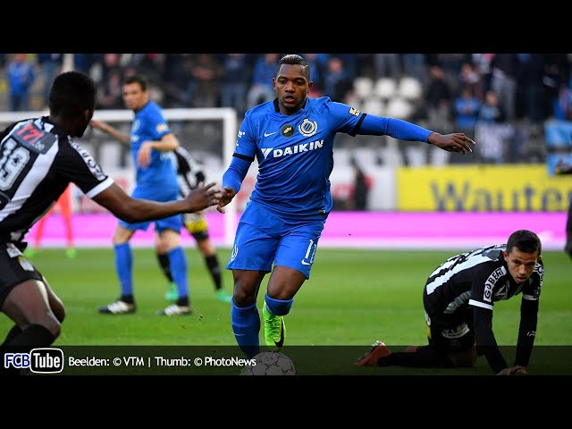 2016-2017 - Jupiler Pro League - PlayOff 1 - 07. SC Charleroi - Club Brugge 1-3