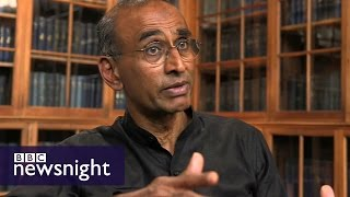 Brexit and science: Royal Society head urges govt to underwrite research - BBC Newsnight