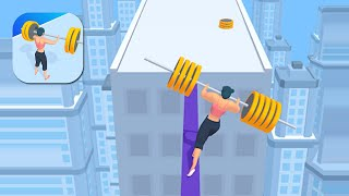 Weight Runner 3D 😀 All Levels Gameplay Max Level Android, iOS Mobile Game - New Update 1 - 10