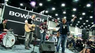 LoCash Cowboys, BowTech Unveling ATA 2013