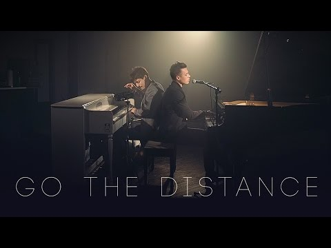 Go The Distance - Hercules - Shawn Hook & KHS