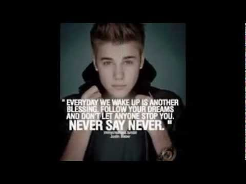 Quotes And Sayings About FAMILY, FRIENDS, LOVE And By JUSTIN BIEBER