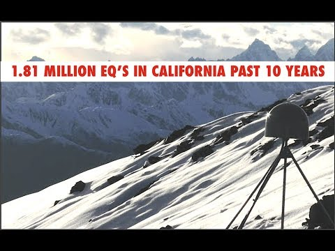 New Data, Earthquakes Rocking California Every 3 Minutes, & 10 Crazy EQ Facts