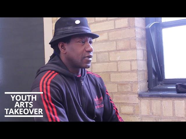 Youth Arts Takeover Spotlight: David Okwesia