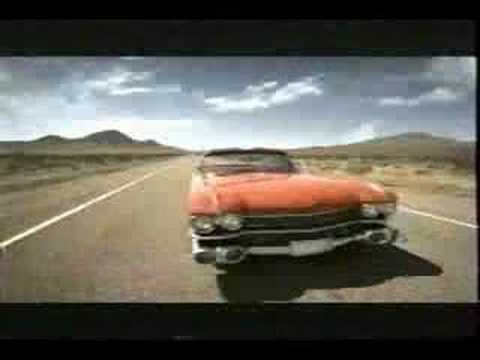 2007 cadillac commercial
