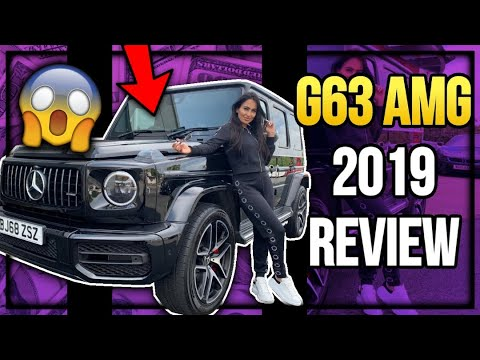 2019 Mercedes-AMG G63 - My Honest Review Why It's Worth £150,000 +
