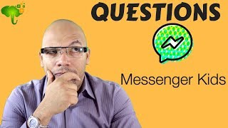 Facebook Messenger App for Kids - Questions Comments Concerns screenshot 3