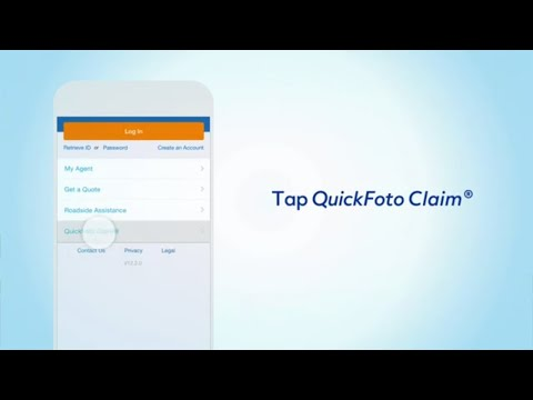 QuickFoto Claim Overview I Allstate Insurance