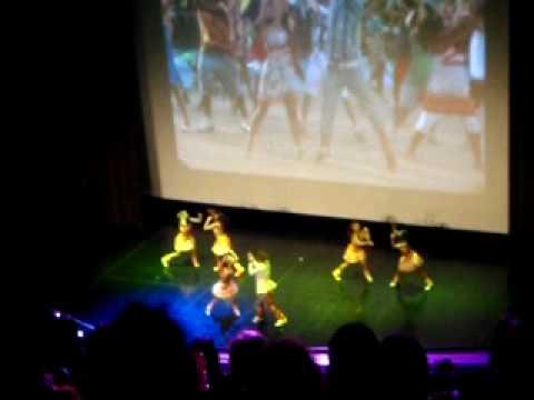 Avant première High School Musical 3 Grand Rex 1ere partie