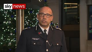 Police treating London Bridge attack as terror-related