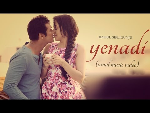 Yenadi - Rahul Sipligunj |music video| (Tamil private album)