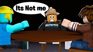 I GOT BLAMED FOR SOMETHING I DID'NT DO! (Roblox Breaking Point)