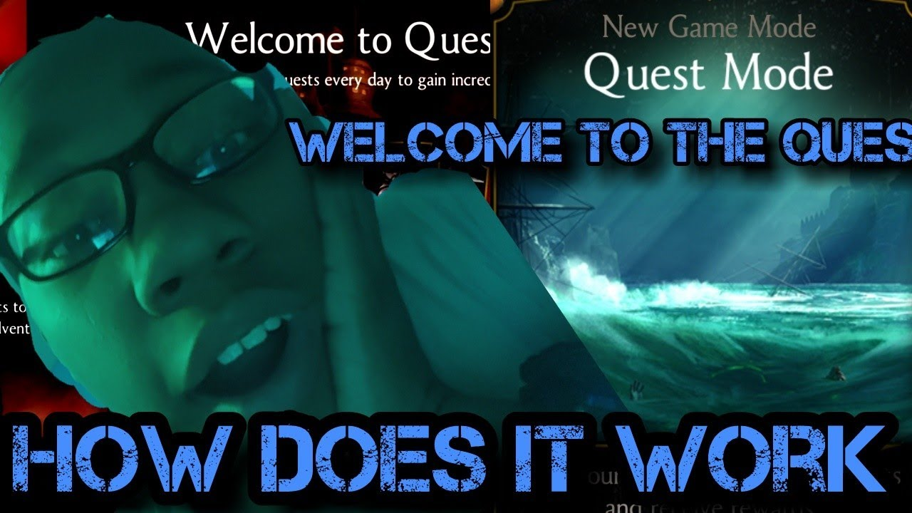 Quest is here!Mortal kombat x mobile how does the quest mode work