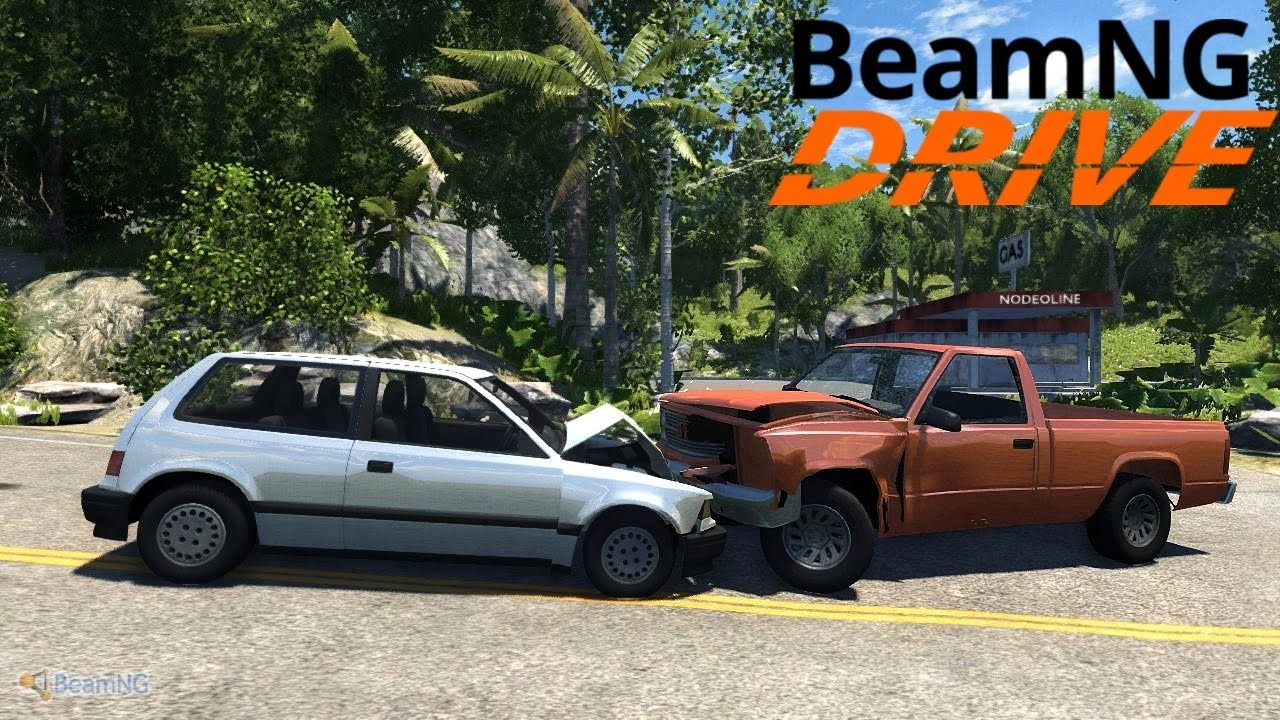 How Do You Build A Car On Beamng Drive